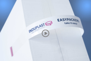 EasyPackers® - carry handle instead of carry bag